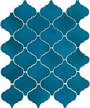 Арабески Майолика синий-4586