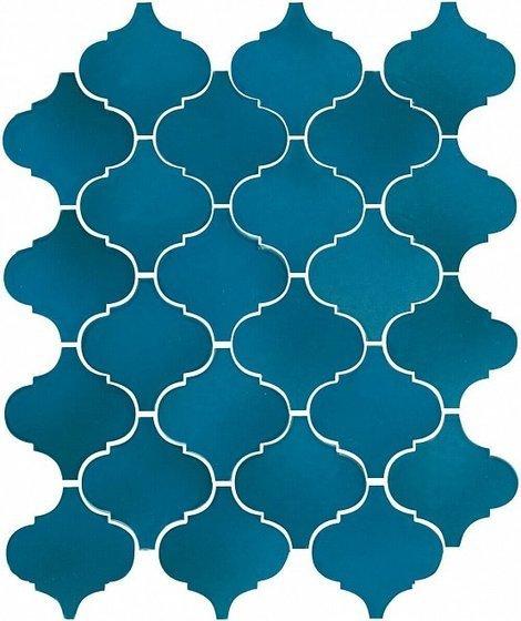 Арабески Майолика синий - главное фото