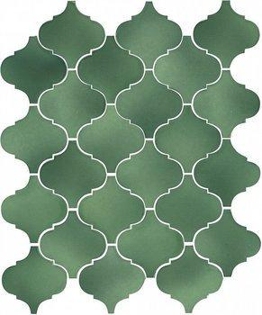Арабески Майолика зеленый-4585