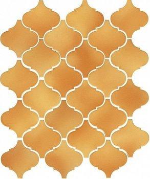 Арабески Майолика желтый-4584