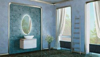 Зеркало с сенсорной подсветкой LUNA 75-15044