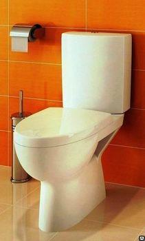 Компакт Parva New Clean On 011 3/6,с кр.дюр.Lift,easy-off, белый-11467