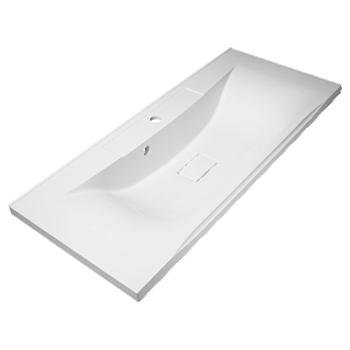 Мебель для ванной Карат 80 Белый/серебро Opadiris-13177