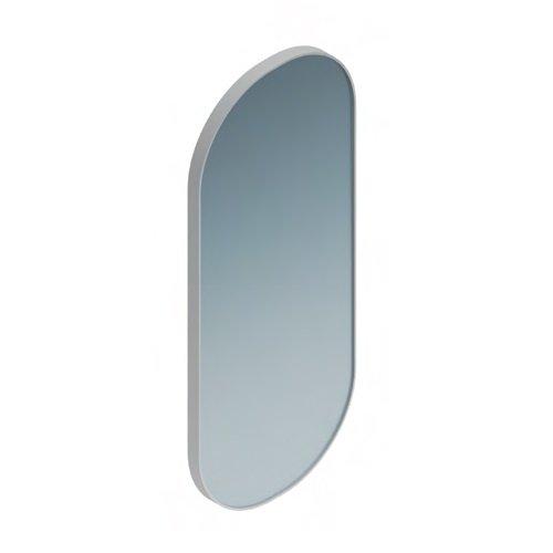 Зеркало CONO овальное 42 белый - главное фото