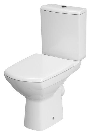 Компакт Carina New Clean On 011 3/5,кр.дюр.Lift,easy-off, белый - главное фото