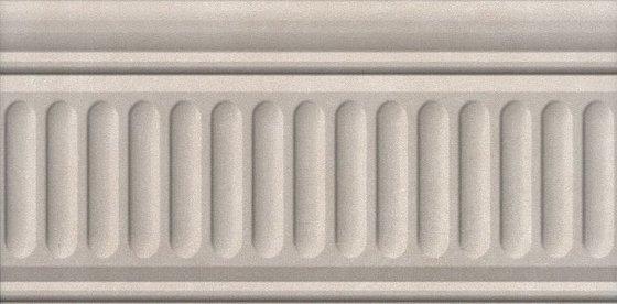 Бордюр Александрия светлый структурированный - главное фото