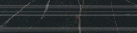 Бордюр Багет Алькала черный - главное фото