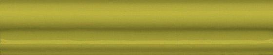 Бордюр Багет Клемансо оливковый - главное фото