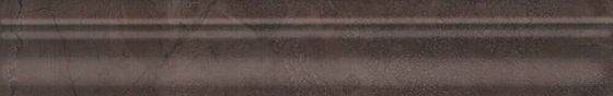 Бордюр Багет Версаль коричневый обрезной - главное фото