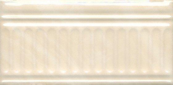 Бордюр Летний сад беж структурированный - главное фото