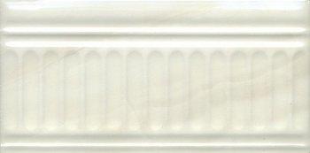 Бордюр Летний сад фисташковый структурированный-6181