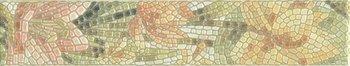 Бордюр Летний сад Лилии лаппатированный-6160