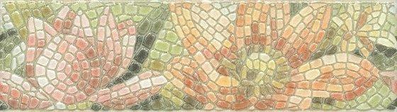 Бордюр Летний сад Лилии лаппатированный - главное фото