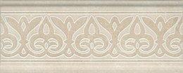 Бордюр Линарес декорированный обрезной