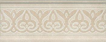 Бордюр Линарес декорированный обрезной-4329