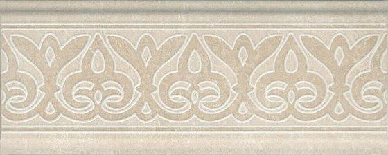 Бордюр Линарес декорированный обрезной - главное фото