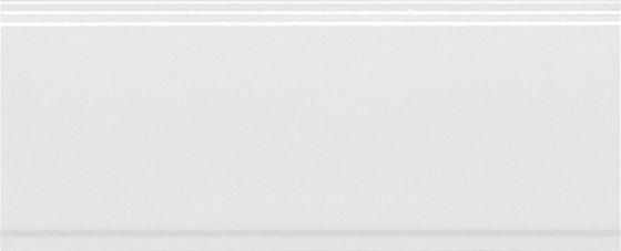 Бордюр Марсо белый обрезной - главное фото
