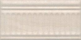 Бордюр Олимпия беж структурированный