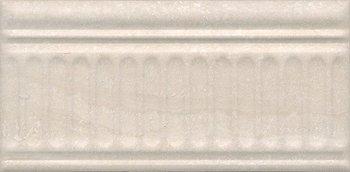 Бордюр Олимпия беж структурированный-5605