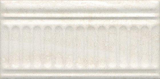 Бордюр Олимпия беж светлый структурированный - главное фото