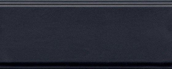 Бордюр Тропикаль чёрный обрезной - главное фото