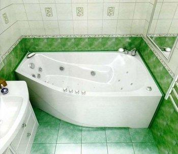 Акриловая ванна Triton Скарлет (правая)-10799