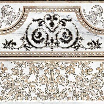 Арина декор белый -13599