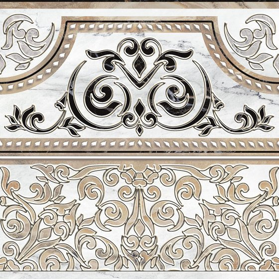 Арина декор белый  - главное фото