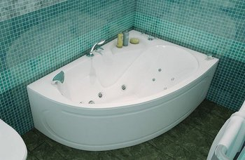 Акриловая ванна Triton Николь (правая)-10693