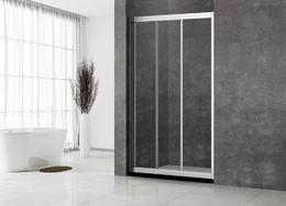 Душевая дверь раздвижная 1200х1950 стекло прозрачное 5 мм VN31-120-01-C5