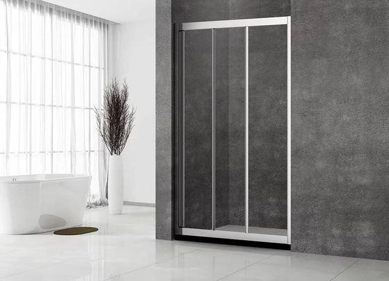 Душевая дверь раздвижная 1200х1950 стекло прозрачное 5 мм VN31-120-01-C5 - главное фото