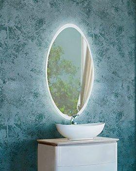Зеркало с сенсорной подсветкой LUNA 75-15045