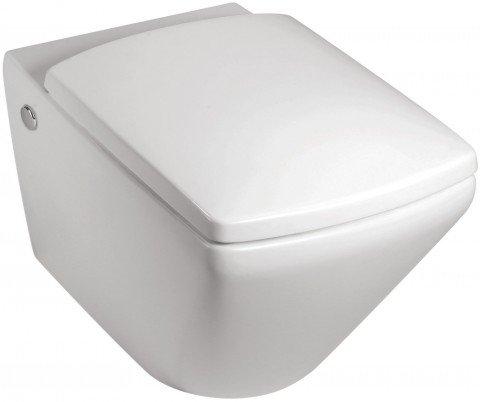 Унитаз подвесной ESCALE сиденье микролифт /60х37,5/ (E1306-00) - главное фото