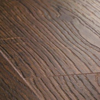 Доска дуба белого затемненная-11060