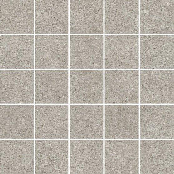 Декор мозаичный Безана серый - главное фото