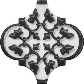 Декор Арабески глянцевый орнамент-4590