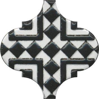 Декор Арабески глянцевый орнамент-4591