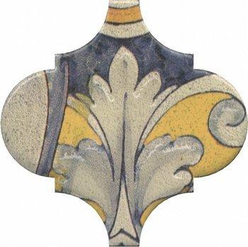 Декор Арабески котто орнамент-4266