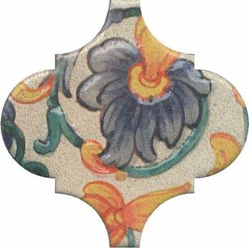 Декор Арабески котто орнамент-4267