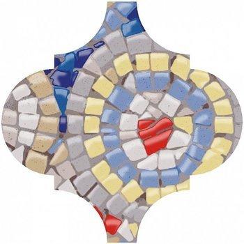 Декор Арабески Майолика Гауди-4577