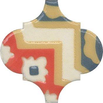 Декор Арабески Майолика орнамент-4566