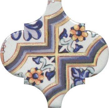 Декор Арабески Майолика орнамент-4579