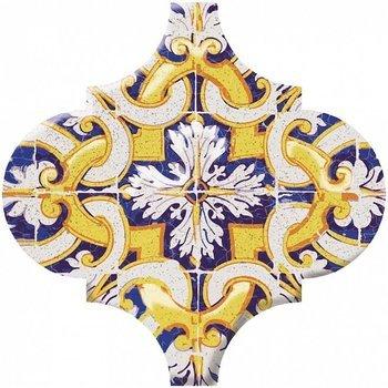 Декор Арабески Майолика орнамент-4581