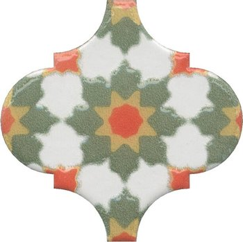 Декор Арабески Майолика орнамент-4567