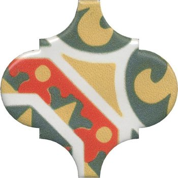 Декор Арабески Майолика орнамент-4571