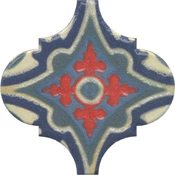 Декор Арабески Майолика орнамент-4573