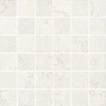Декор Белгравия светлый мозаичный-7215