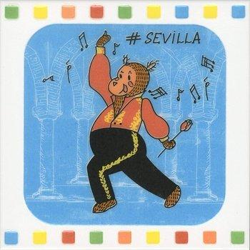 Декор Большое путешествие Seville-3934