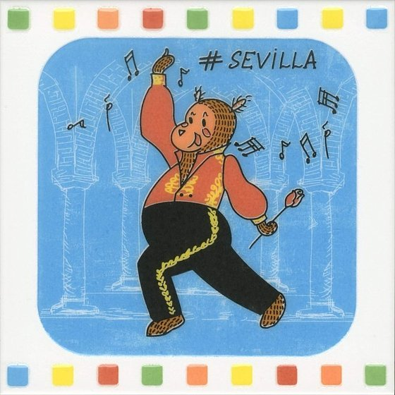 Декор Большое путешествие Seville - главное фото
