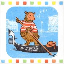 Декор Большое путешествие Venezia